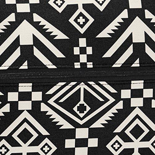 Reisenthel Shopper E1 Sporttasche, 50 cm, Artist Stripes hopi
