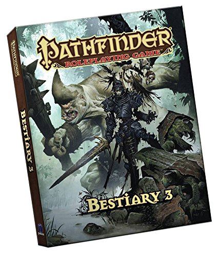 Pathfinder Roleplaying Game: Bestiary 3 Pocket Edition por Paizo Staff