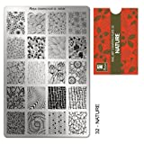 Moyra Frankreich Shop Offizielle – Moyra Stamping Flache natur