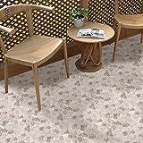 LJP Bodenfliese Aufkleber Wasserdicht Selbstklebende Dekorative Renoviert Küche Boden 30 * 300cm
