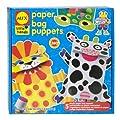 Taller de títeres de bolsas de papel (Alex 52614110)