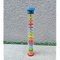 "Regenmacher Musikinstrument Regenstab Länge 34cm Ø 5,5cm ""Hohe Qualität"""