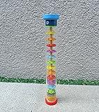 Regenmacher Musikinstrument Regenstab Länge 34cm Ø 5