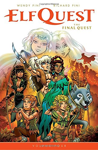 Preisvergleich Produktbild ElfQuest: The Final Quest Volume 4