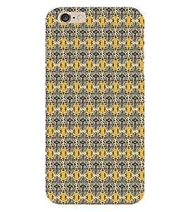 Floral Art Sea 3D Hard Polycarbonate Designer Back Case Cover for Apple iPhone 6 Plus