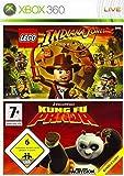 Lego Indiana Jones & Kung Fu Panda Double Pack Game XBOX 360 [UK Import]