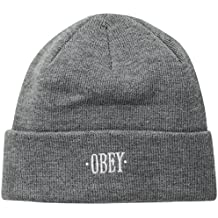 cappellino obey nero