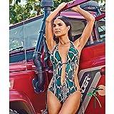 maillot de bain Aguaclara 1 pièce trikini thème animalier