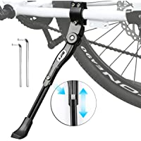 BIFY Bike Kickstand, Bike Stand Height Adjustable, Bicycle stand Suitable for Mountain Bike, Road Bike, for Bicycle With…