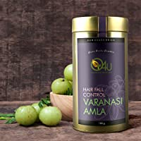 O4U 100% Natural Organic Amla (Gooseberry) Fruit Powder for Skin and Hair - 100gm