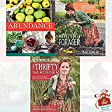 Alys Fowler Collection 3 Books Bundle With Gift Journal (Abundance: How to Store and Preserve Your Garden Produce, The Thrifty Forager, The Thrifty Gardener: How to create a stylish garden for next to nothing)