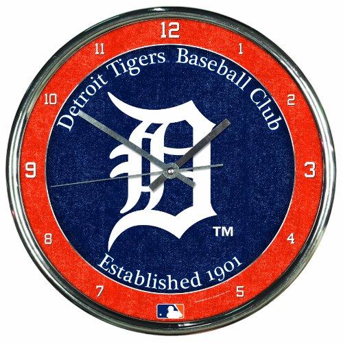 x 30,5cm, Detroit Tigers, Einheitsgröße (Mlb Pennant)