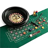 Juego JU01018 Roulette, Mehrfarbig