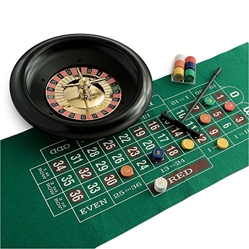 Juego Roulette Mehrfarbig