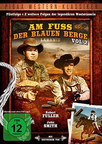 Am Fuß der blauen Berge - Vol. 2 (Laramie) - Pilotfolge und 2 weitere Folgen (Pidax Western-Klassiker) (Tv Am Ziel)