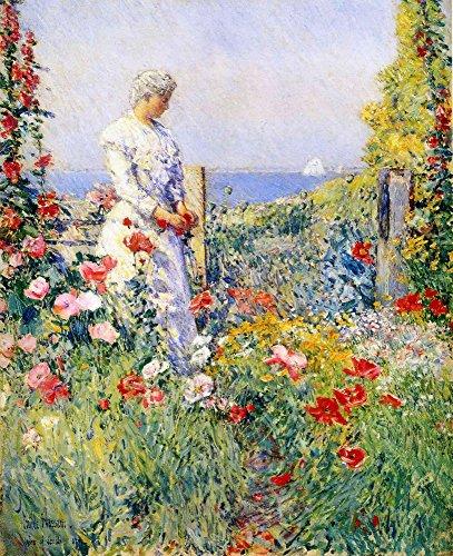 das-museum-outlet-in-the-garden-aka-celia-thaxter-in-ihrem-garten-1892-leinwand-print-online-kaufen-