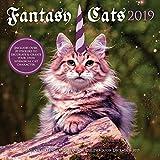 Fantasy Cats 2019: 16-Month Calendar - September 2018 through December 2019 (Calendars 2019)