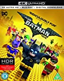 The LEGO Batman Movie [4k Ultra HD + Blu-ray + Digital Download] [2017]