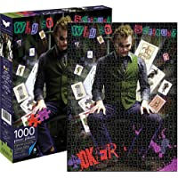 Comparador de precios Aquarius DC Comics- Heath Ledger Joker 1,000Pc Puzzle by Aquarius - precios baratos