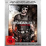 The Expendables 3 - A Man's Job - Extended Director's Cut - Limited Hero Pack - Dolby Atmos
