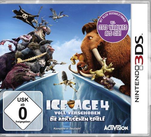 Gebraucht, Ice Age 4 - Voll Verschoben: Die arktischen Spiele gebraucht kaufen  Wird an jeden Ort in Deutschland