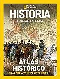 National Geographic. Atlas Histórico. Edad media y tiempos modernos. Julio 2017 - Número 22