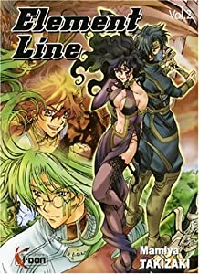 Element Line Edition simple Tome 2