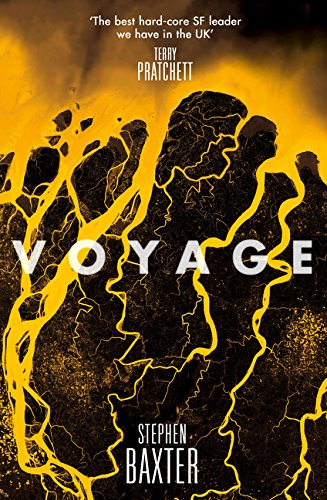 Voyage (The Nasa Trilogy, Book 1)
