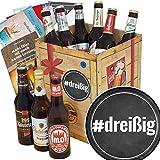 #dreißig ++ 30 iger Geburtstag Geschenke ++ Bier aus DDR