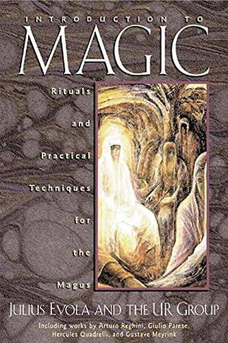 [(Introduction to Magic : Rituals and Practical Techniques for the Magus)] [By (author) Julius Evola ] published on (July, 2001)