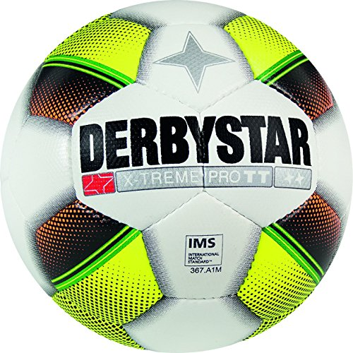 Derbystar X-Treme Pro TT, 5, weiß gelb orange, 1113500157