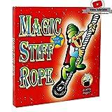 Magia - Cuerda Hindú Mágica - Juegos De Magia Para Niños y Adultos - Clasico De Magia Alta Calidad Fabricado En Europa - Truco De Magia Profesional Juego De Magia