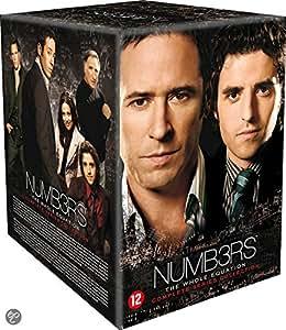 Numbers - Coffret L'intégrale - Saisons 1 à 6