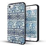 iPhone 5 hülle,iPhone 5s hülle,iPhone se hülle,Lizimandu TPU 3D Handyhülle Muster Case Cover Für iphone5/5s/5se(Elefant/Elephant)