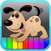 Kinder-Tiere-Piano Pro