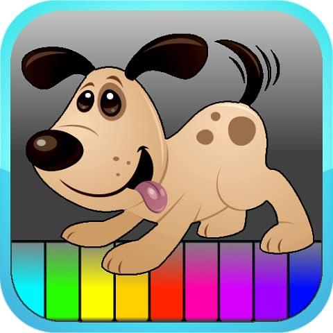 Kinder-Tiere-Piano Pro