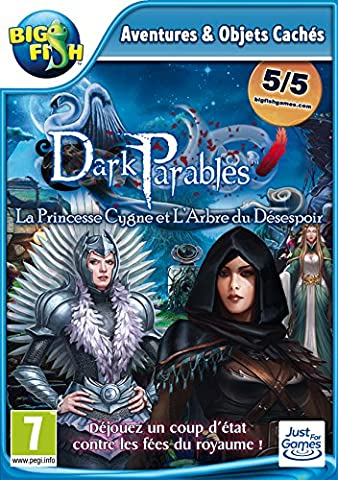 Dark Parables: La Princesse Cygne et l'Arbre du Désespoir