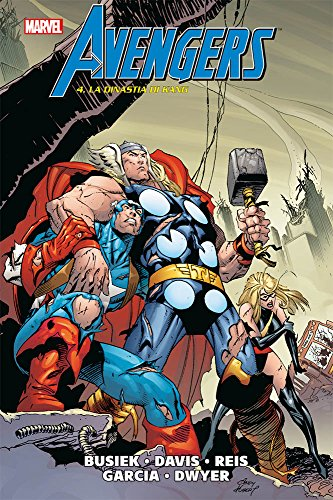 Avengers Di Busiek 4 - La dinastia di Kang - Marvel History