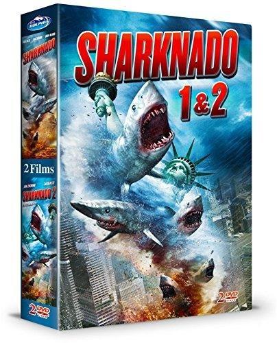 Coffret sharknado 1 et 2 : Sharknado + Sharknado 2