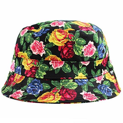 Agora Rose Bucket Hat Chapeau