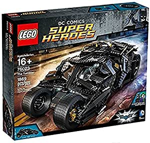 LEGO DC Super Heroes 76023 - The Tumbler