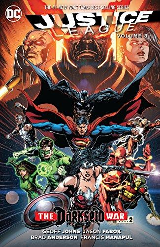 Justice League (2011-2016) Vol. 8: Darkseid War Part 2 (English Edition)