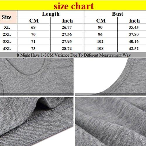 Zhhlaixing Classic Mens Slim Cotton Vest Summer Fashion Sports Fitness Sleeveless Tops Gray