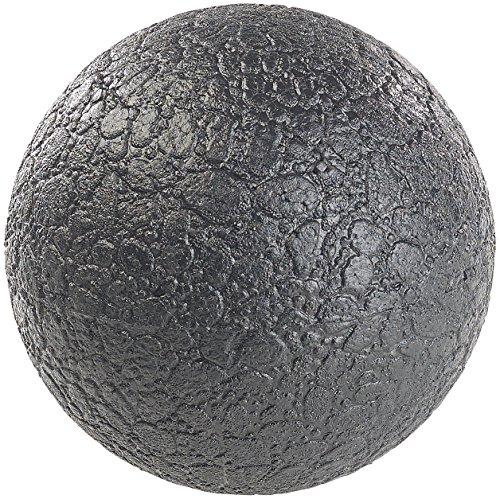 ienball: Massage-Ball und Faszien-Trainer für Rücken & Co, Ø 12 cm, schwarz (Massageball Rücken) ()