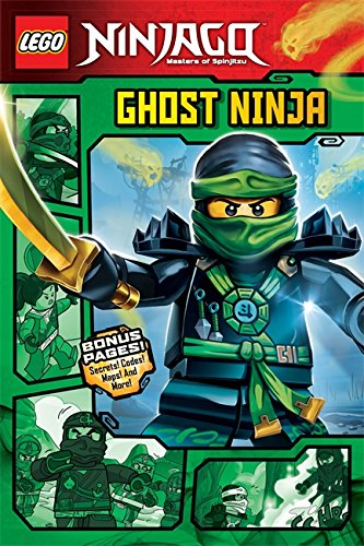 Ghost Ninja: Graphic Novel Book 2 (LEGO Ninjago, Band 2) (Avatar Last Airbender Spielzeug)