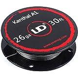 UD, Youde Kanthal A1 - Bobina 10 m di filo resistivo 26 AWG / 0,405 mm