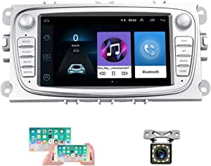 Android Autoradio Für Ford Gps Navigation Camecho 7 Zoll Kapazitive Touchscreen Auto Stereo Player Wifi Bluetooth