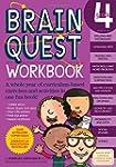 Brain Quest Grade 4: Ages 9 - 10 Work...