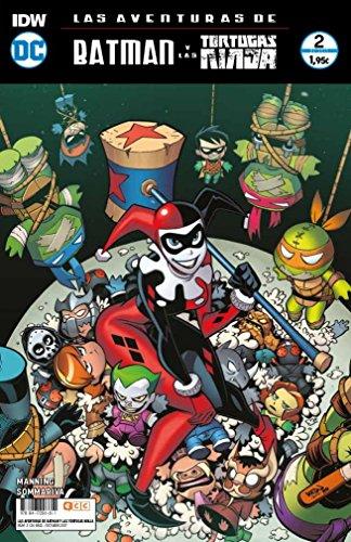 Las aventuras de Batman y las Tortugas Ninja (O.C.): Las aventuras de Batman y las Tortugas Ninja 2