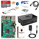 ABOX Raspberry Pi 3 Starter Kit with Pi 3 Model B...